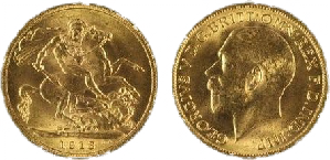 Gold Sovereins (UK)