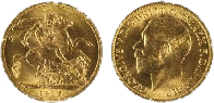 Gold Sovereigns (UK)